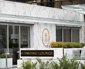 Exterior Wall Cladding for Hastings Lounge